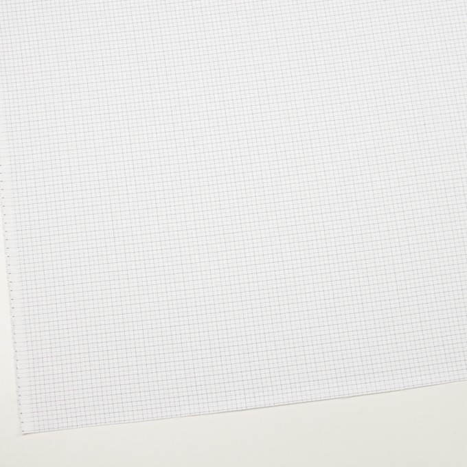 コットン&ポリエステル×チェック(サックス&ネイビー)×ジャガード_全2色 イメージ2
