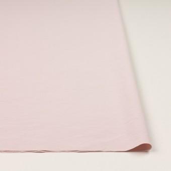 ポリエステル&ポリウレタン×無地(パウダーピンク)×サージ・ストレッチ_全10色 サムネイル3