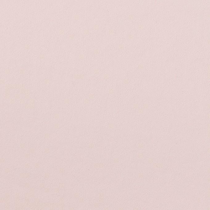ポリエステル&ポリウレタン×無地(パウダーピンク)×サージ・ストレッチ_全10色 イメージ1