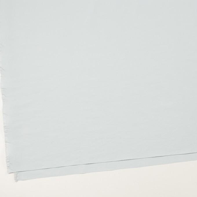 ポリエステル&ポリウレタン×無地(パウダーブルー)×サージ・ストレッチ_全10色 イメージ2