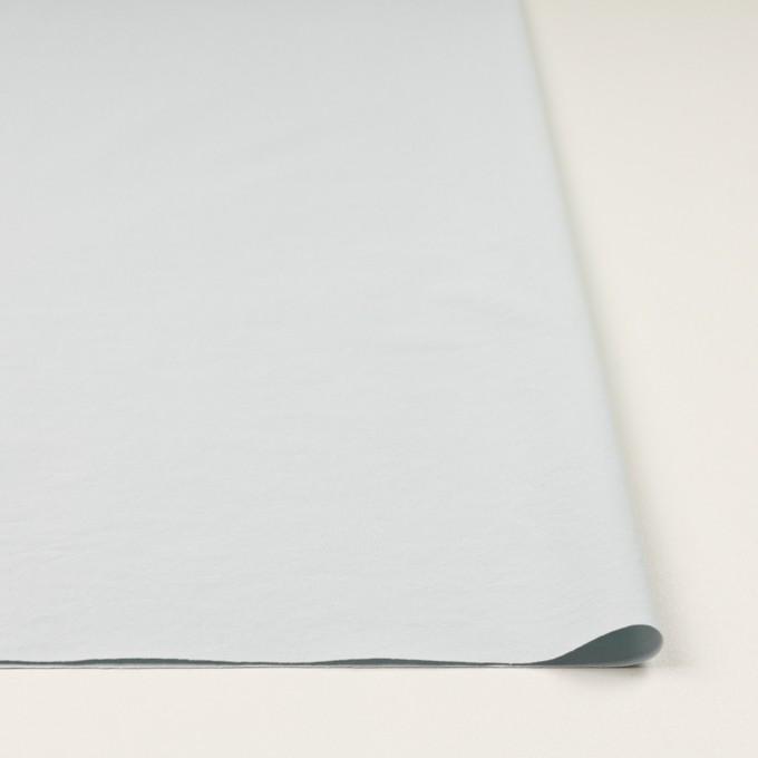 ポリエステル&ポリウレタン×無地(パウダーブルー)×サージ・ストレッチ_全10色 イメージ3