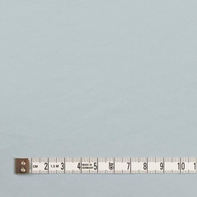 ポリエステル&ポリウレタン×無地(フロスティブルー)×サージ・ストレッチ_全10色 イメージ4
