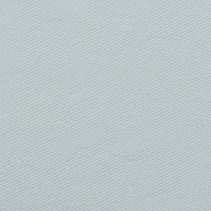 ポリエステル&ポリウレタン×無地(フロスティブルー)×サージ・ストレッチ_全10色 イメージ1