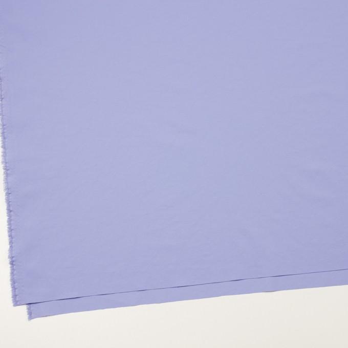ポリエステル&ポリウレタン×無地(ヒヤシンスブルー)×サージ・ストレッチ_全10色 イメージ2