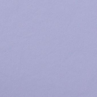 ポリエステル&ポリウレタン×無地(ヒヤシンスブルー)×サージ・ストレッチ_全10色
