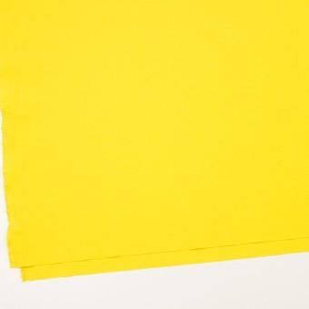 ポリエステル&ポリウレタン×無地(レモン)×サージ・ストレッチ_全10色 サムネイル2