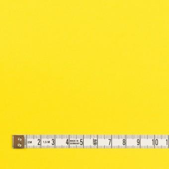 ポリエステル&ポリウレタン×無地(レモン)×サージ・ストレッチ_全10色 サムネイル4