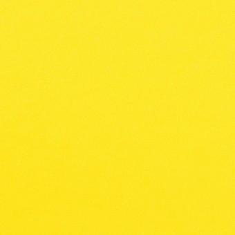 ポリエステル&ポリウレタン×無地(レモン)×サージ・ストレッチ_全10色
