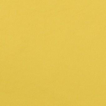 ポリエステル&ポリウレタン×無地(マスタード)×サージ・ストレッチ_全10色