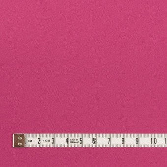 ポリエステル&ポリウレタン×無地(マゼンダ)×サージ・ストレッチ_全10色 サムネイル4