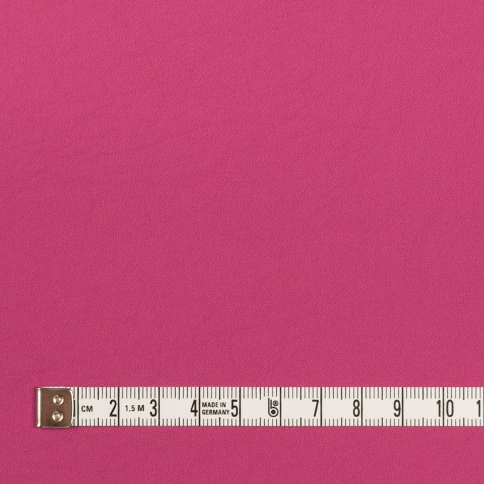 ポリエステル&ポリウレタン×無地(マゼンダ)×サージ・ストレッチ_全10色 イメージ4
