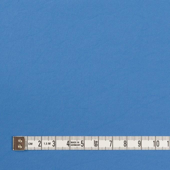 ポリエステル&ポリウレタン×無地(チョークブルー)×サージ・ストレッチ_全10色 イメージ4