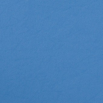 ポリエステル&ポリウレタン×無地(チョークブルー)×サージ・ストレッチ_全10色