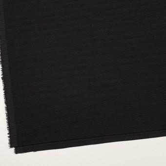 ポリエステル×無地(ブラック)×かわり織 サムネイル2
