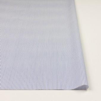 コットン×ストライプ(ブルー)×サージ_全2色 サムネイル3