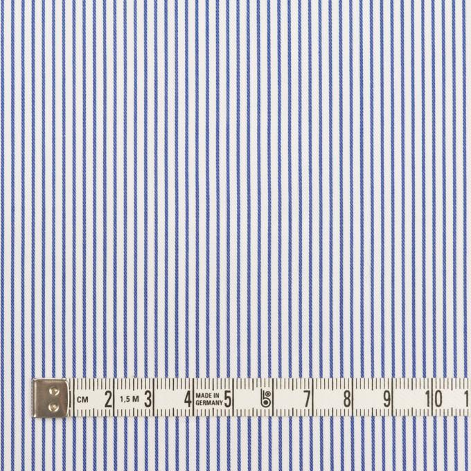 コットン×ストライプ(ブルー)×サージ_全2色 イメージ4