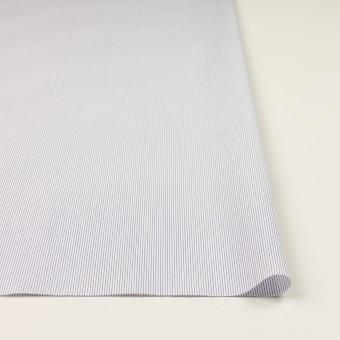 コットン×ストライプ(ブルー)×ローン_全2色 サムネイル3