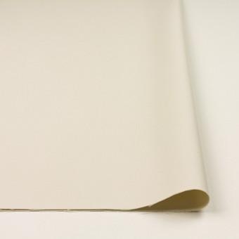 コットン×無地(アイボリー)×二重織_イタリア製 サムネイル3
