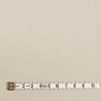 リネン&ビスコース混×無地(グリーンミスト)×サージストレッチ_イタリア製 サムネイル4