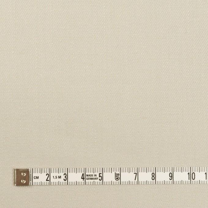 リネン&ビスコース混×無地(グリーンミスト)×サージストレッチ_イタリア製 イメージ4