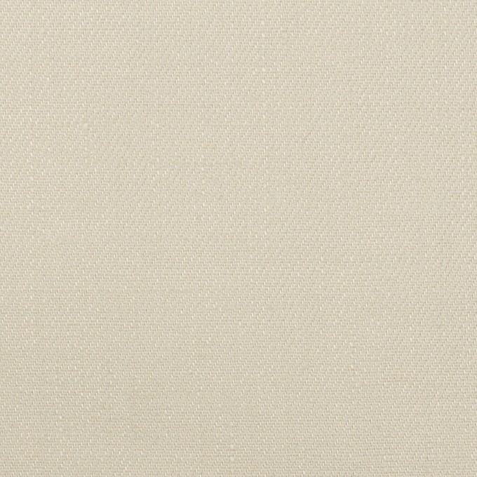 リネン&ビスコース混×無地(グリーンミスト)×サージストレッチ_イタリア製 イメージ1