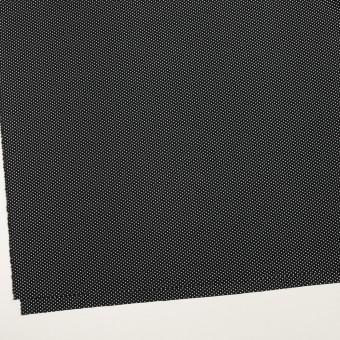 コットン×ドット(ブラック)×ブロード_全2色 サムネイル2