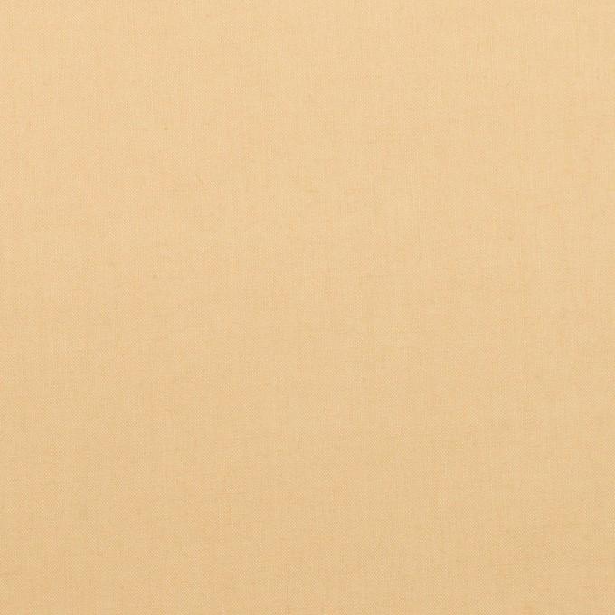 コットン×無地(カスタード)×ローン_全13色 イメージ1