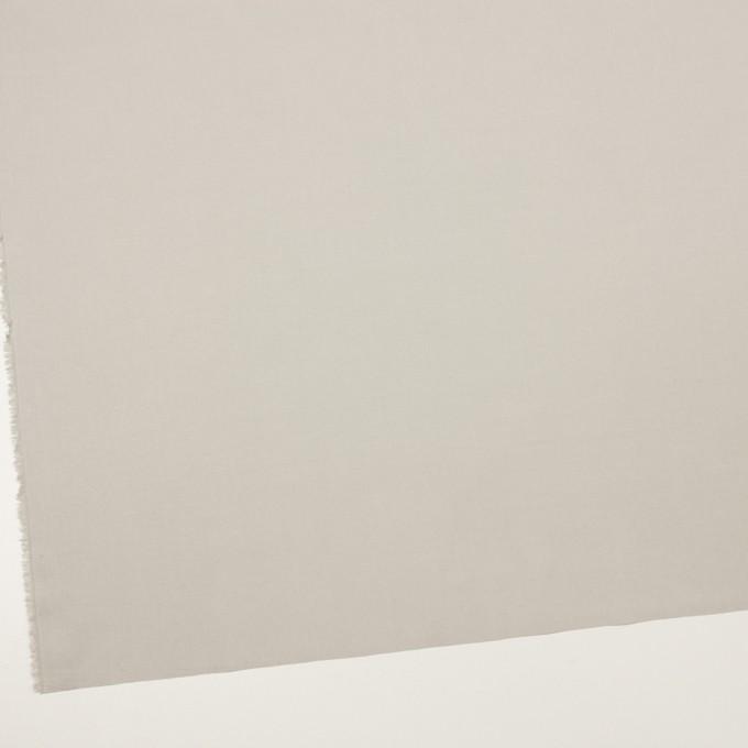 コットン×無地(オイスターグレー)×ローン_全13色 イメージ2