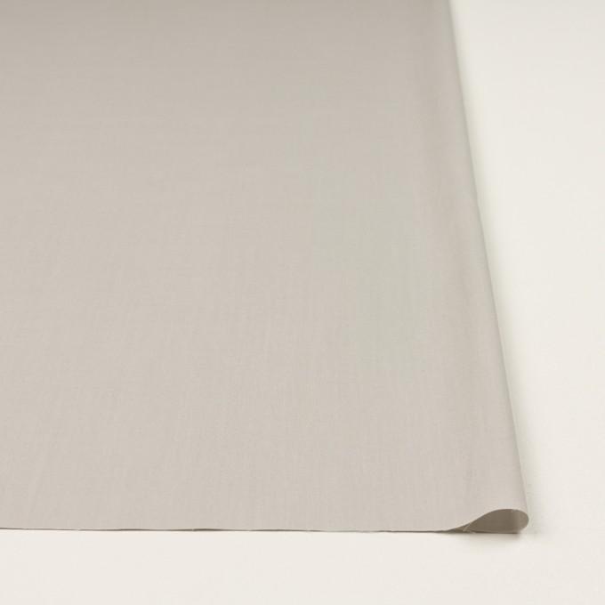 コットン×無地(オイスターグレー)×ローン_全13色 イメージ3