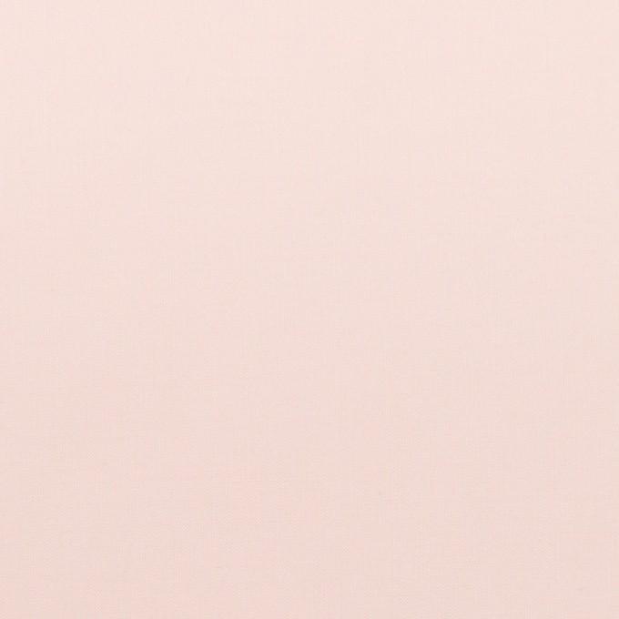 コットン×無地(ペールピンク)×ローン_全13色 イメージ1