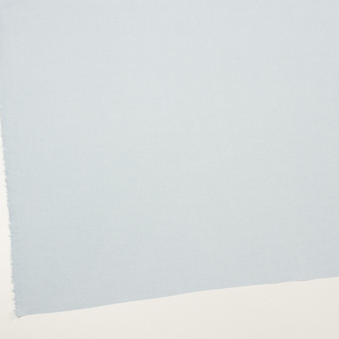 コットン×無地(ペールブルー)×ローン_全13色 イメージ2