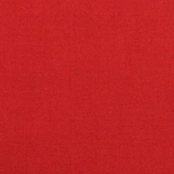 コットン×無地(レッド)×ローン_全13色 サムネイル1