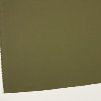 コットン×無地(カーキグリーン)×ローン_全13色 サムネイル2