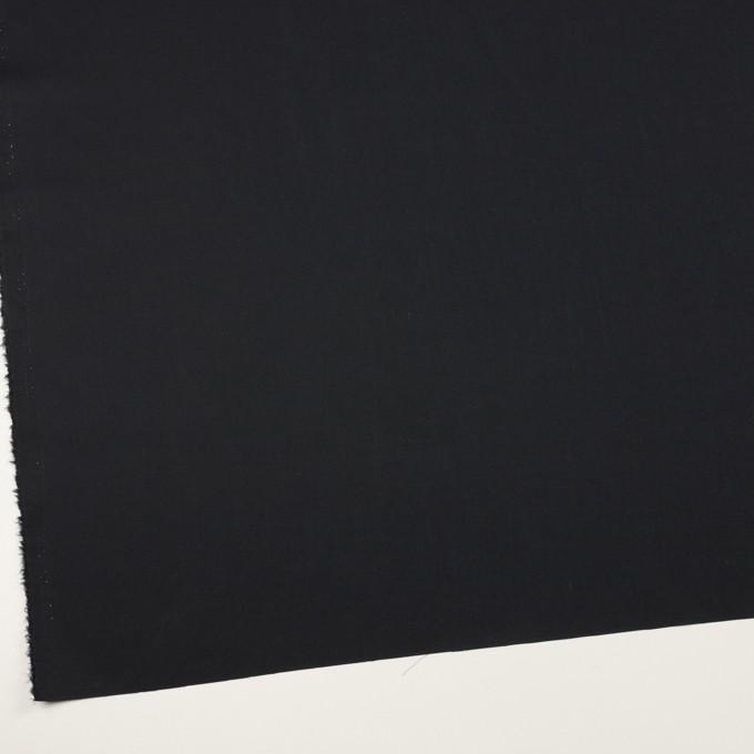 コットン×無地(ダークネイビー)×ローン_全13色 イメージ2