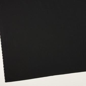 コットン×無地(ブラック)×ローン_全13色 サムネイル2