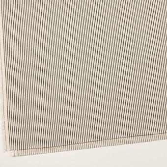 コットン×ストライプ(キナリ&ディープインディゴ)×デニムヒッコリー(9.5oz) サムネイル2