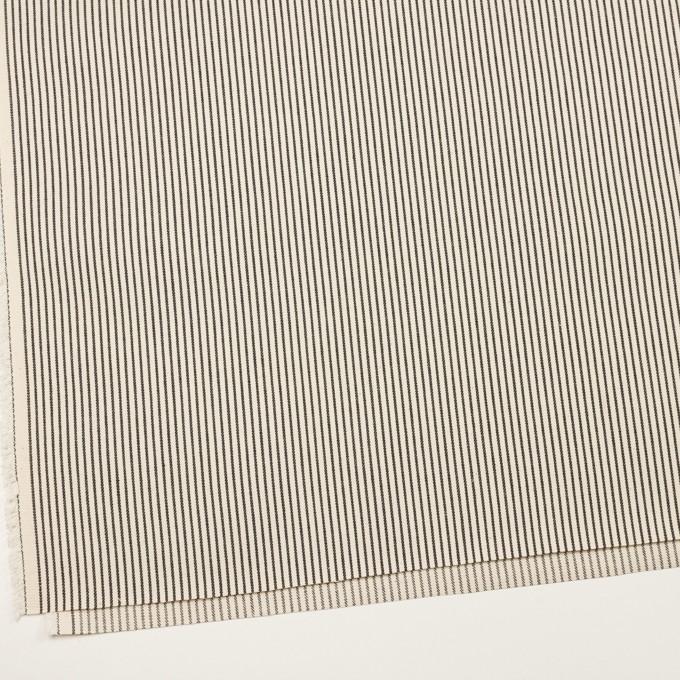 コットン×ストライプ(キナリ&ディープインディゴ)×デニムヒッコリー(9.5oz) イメージ2