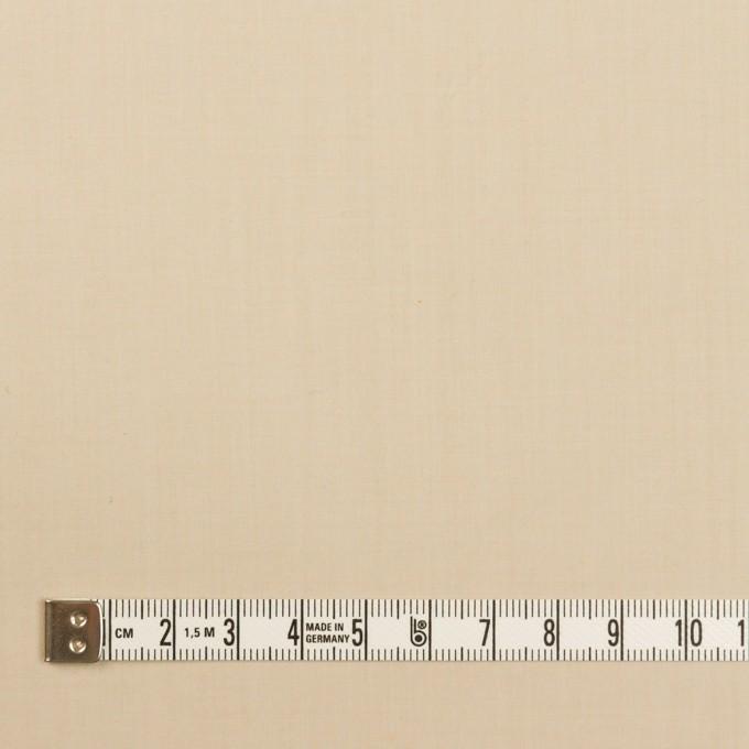 コットン&ポリアミド×無地(ライトベージュ)×ローン_イタリア製 イメージ4