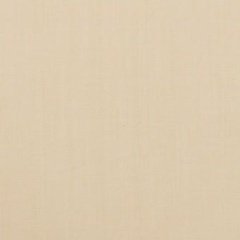 コットン&ポリアミド×無地(ライトベージュ)×ローン_イタリア製 サムネイル1