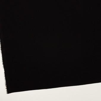 ポリエステル&トリアセテート×無地(ブラック)×バックサテン・ジョーゼット サムネイル2