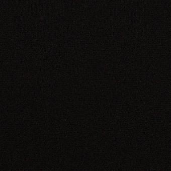 ポリエステル&トリアセテート×無地(ブラック)×バックサテン・ジョーゼット サムネイル1