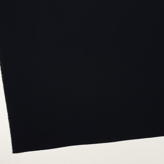 ポリエステル×無地(ダークネイビー)×二重織 イメージ2
