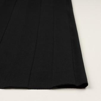コットン×ストライプ(ブラック)×ジャガードニット サムネイル3