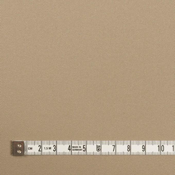 コットン×無地(グレイッシュベージュ)×チノクロス イメージ4