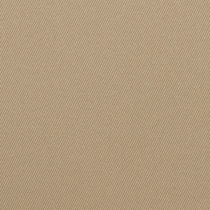 コットン×無地(グレイッシュベージュ)×チノクロス イメージ1