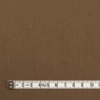 コットン&ポリエステル×無地(ブロンズ)×チノクロス サムネイル4