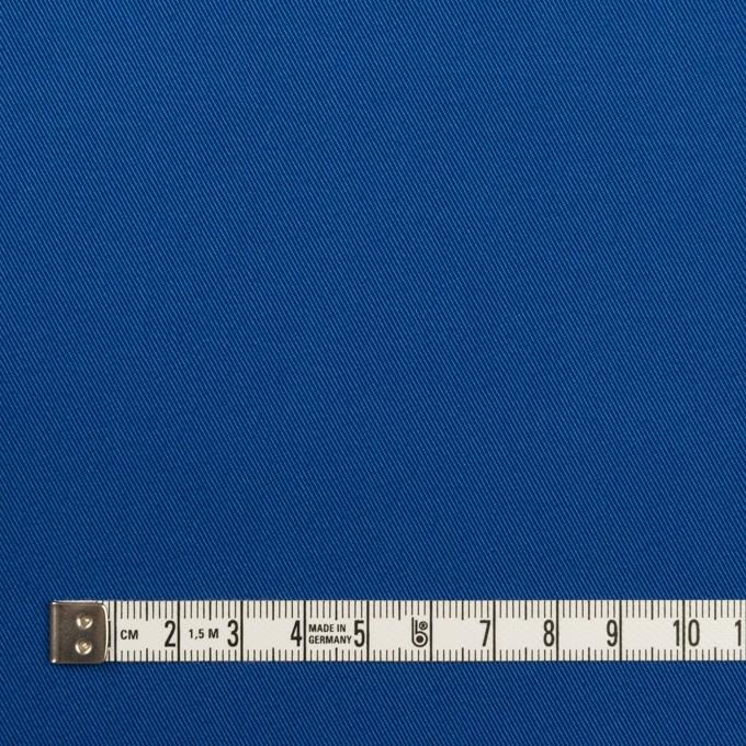コットン×無地(ロイヤルブルー)×チノクロス イメージ4