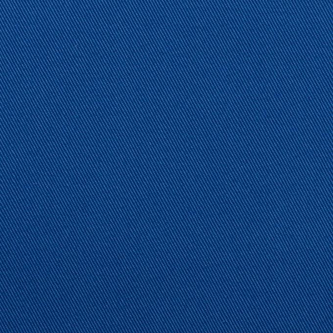 コットン×無地(ロイヤルブルー)×チノクロス イメージ1