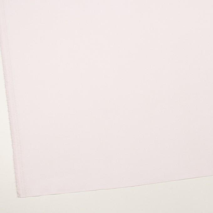 コットン×無地(ペールピンク)×ジャガード イメージ2