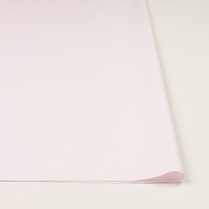コットン×無地(ペールピンク)×ジャガード イメージ3
